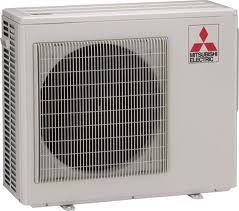 Compresor Aire Acondicionado Mitsubishi Electric Inverter 4x1 MULTIESPLIT