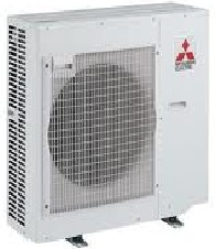 Compresor Aire Acondicionado Mitsubishi Electric Inverter 5x1 MULTIESPLIT